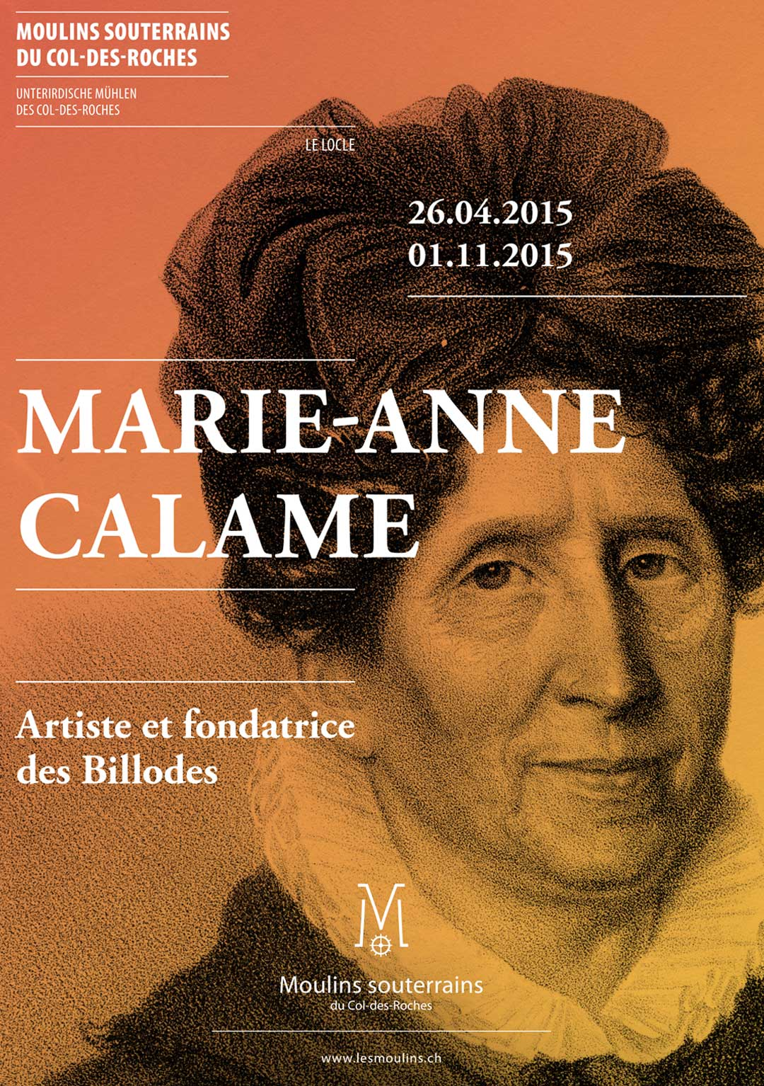 Marie-Anne Calame (1775-1834) : artiste et fondatrice des Billodes